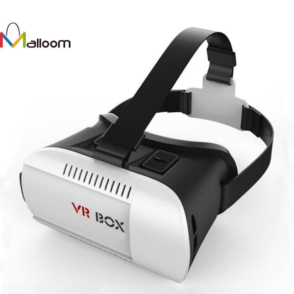 Headphones Glasses 3D Virtual Reality VR BOX - Zone Adapter