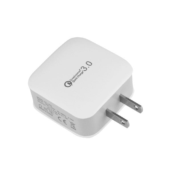 Qualcomm 3.0 Quick Charger USB Universal  QC3.0  US Plug Wal - Zone Adapter