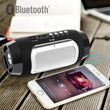 HIFI Portable wireless Bluetooth Speaker Stereo Soundbar TF FM Radio - Zone Adapter