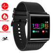 Smart Watch Men Women Color Heart Rate Blood Pressure Oxygen Monitor Health Fitness - Zone Adapter