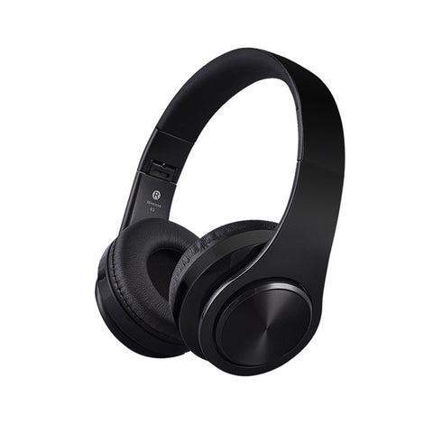 Foldable Bluetooth wireless stereo headset - Zone Adapter