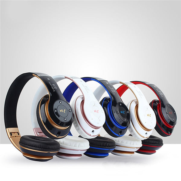 Wireless Bluetooth Headphone Foldable Bluetooth Headset - Zone Adapter