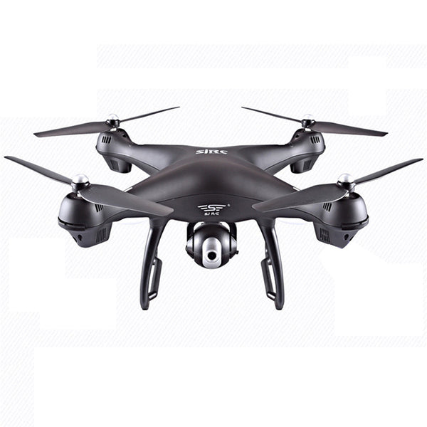 S70W 2.4GHz GPS FPV Drone Quadcopter with 1080P HD Camera Wifi Headless Mode - Zone Adapter