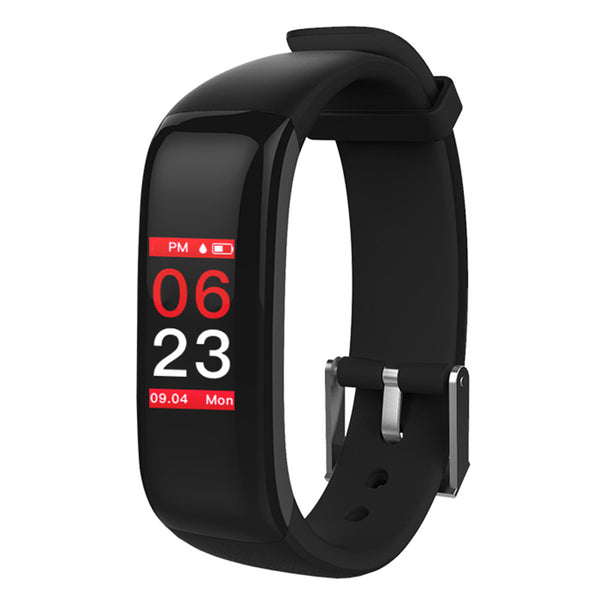 P1 PLUS Touch Button Smart Sport Bracelet - Zone Adapter