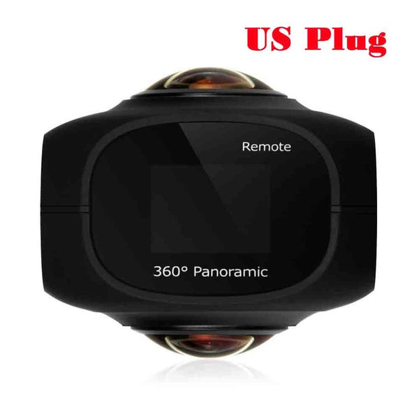 Panoramic Video Camera 360 Degree VR HD 4K High Resolution - Zone Adapter