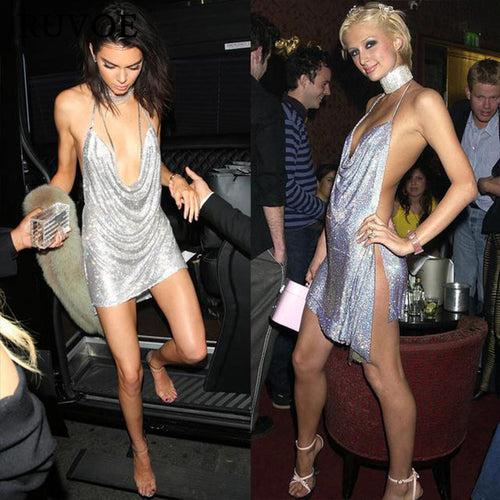 Paris Hilton & Kendall Jenner 21st Birthday Dress