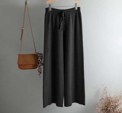 WIDE LEG LOUNGE TROUSER