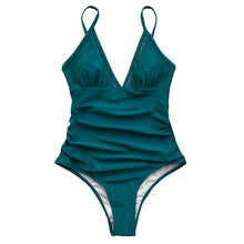 RUCHED  SLIM SWIMSUIT
