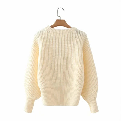 LATERN SLEEVE JUMPER