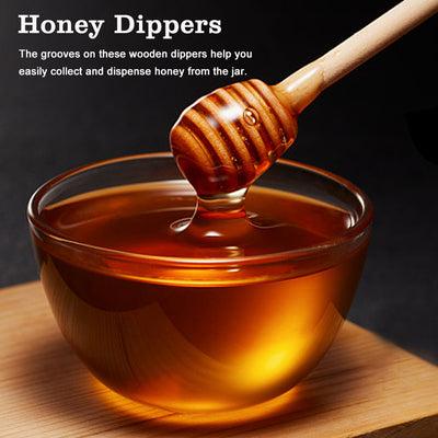 Honey Dipper Stick (Set of 2)