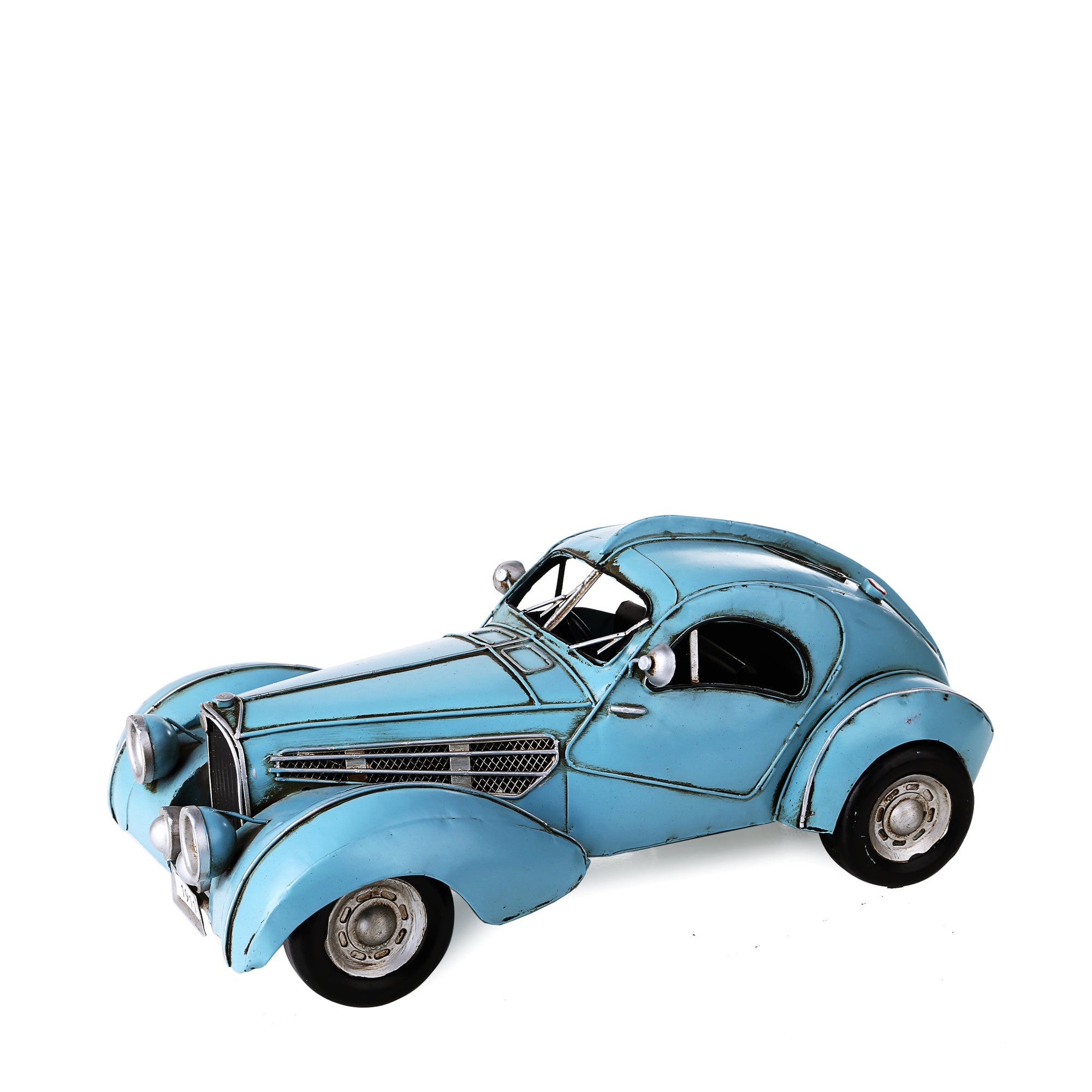 Bugatti type 57SC Atlantic Blue Model
