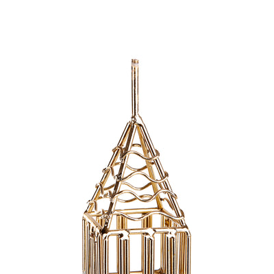 Big Ben Metal Ornament