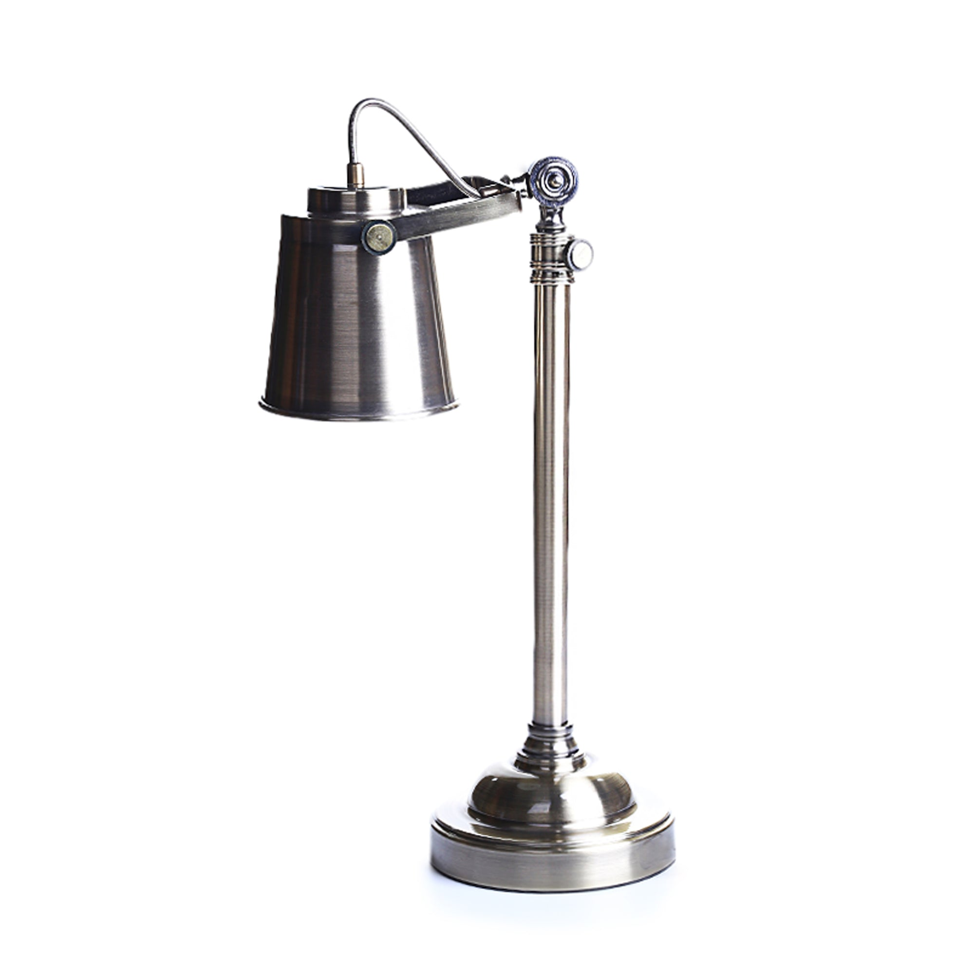 Dale Industrial Adjustable Table Lamp