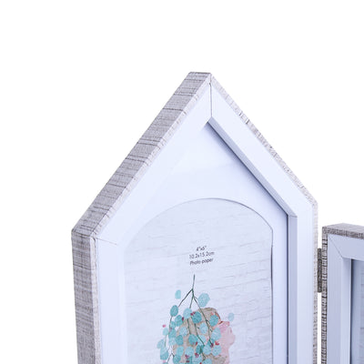 Fold-able Hut & Square Photo Frame