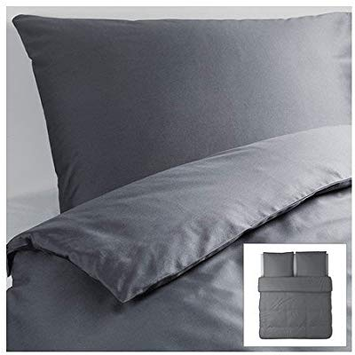 GÄSPA by IKEA Duvet Cover (Gray)
