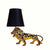 Golden & Shine Lion Lamp
