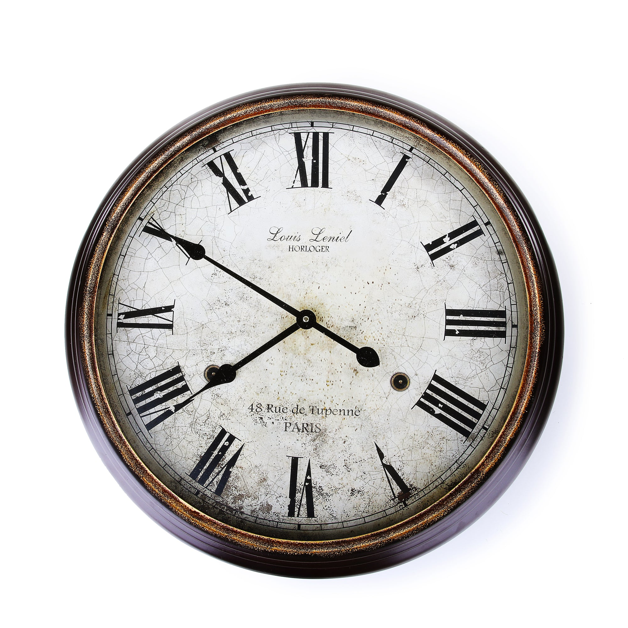 Retro Roman Wall Clock