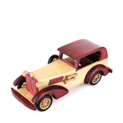 Rolls Royce Phantom Wooden (LightBrown)