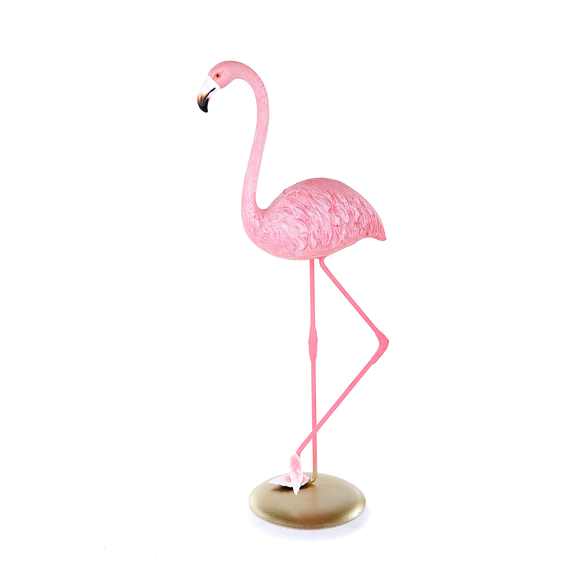 Small Pink Flamingo ornament