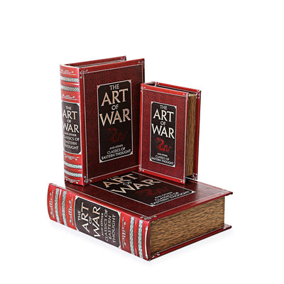 Art of War Storage Boxes (Set Of 3)