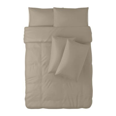 BLÄSIPPA by IKEA Duvet Cover (Brown)