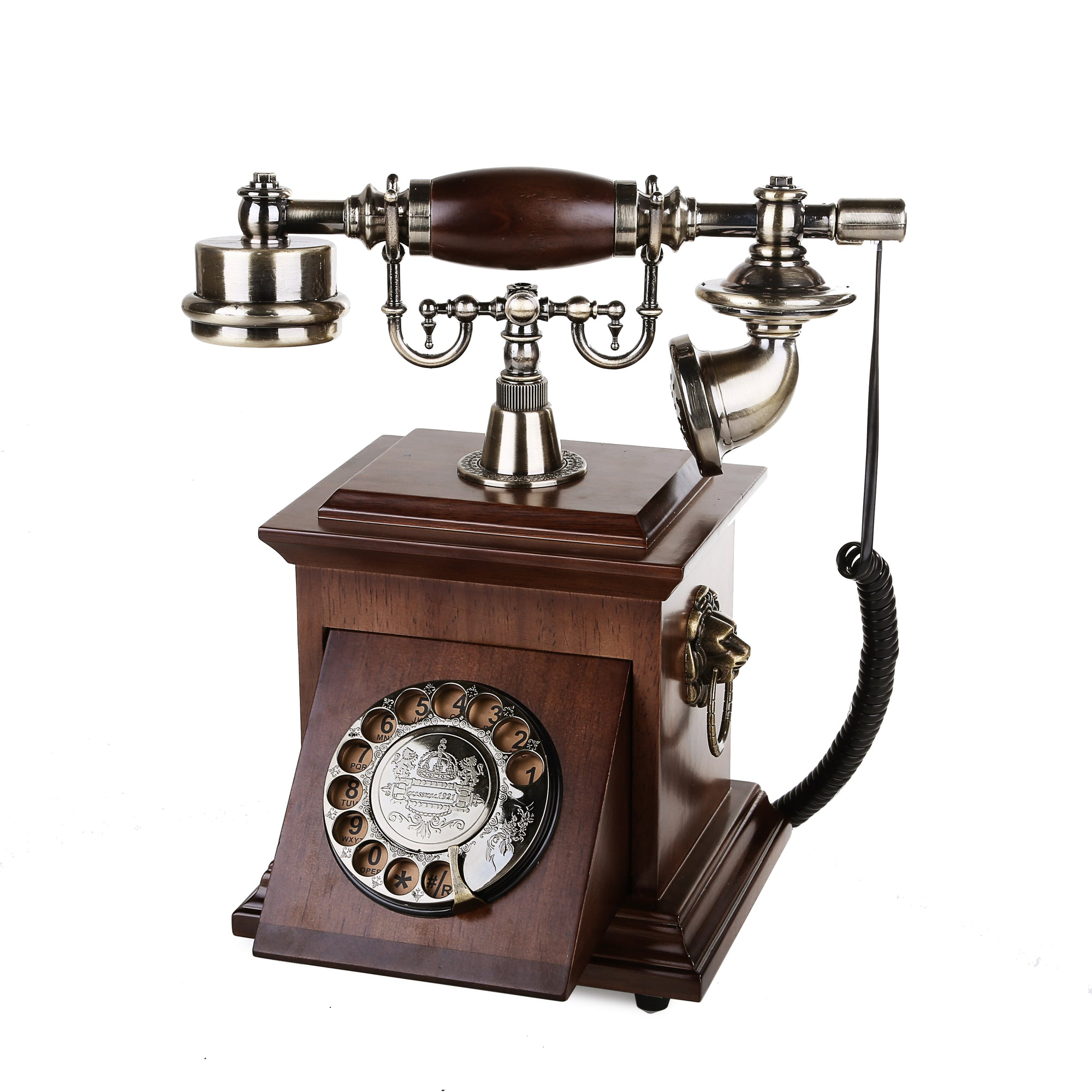 Folding Dial Vintage Telephone