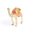 Decorative Camel Jewelry Box