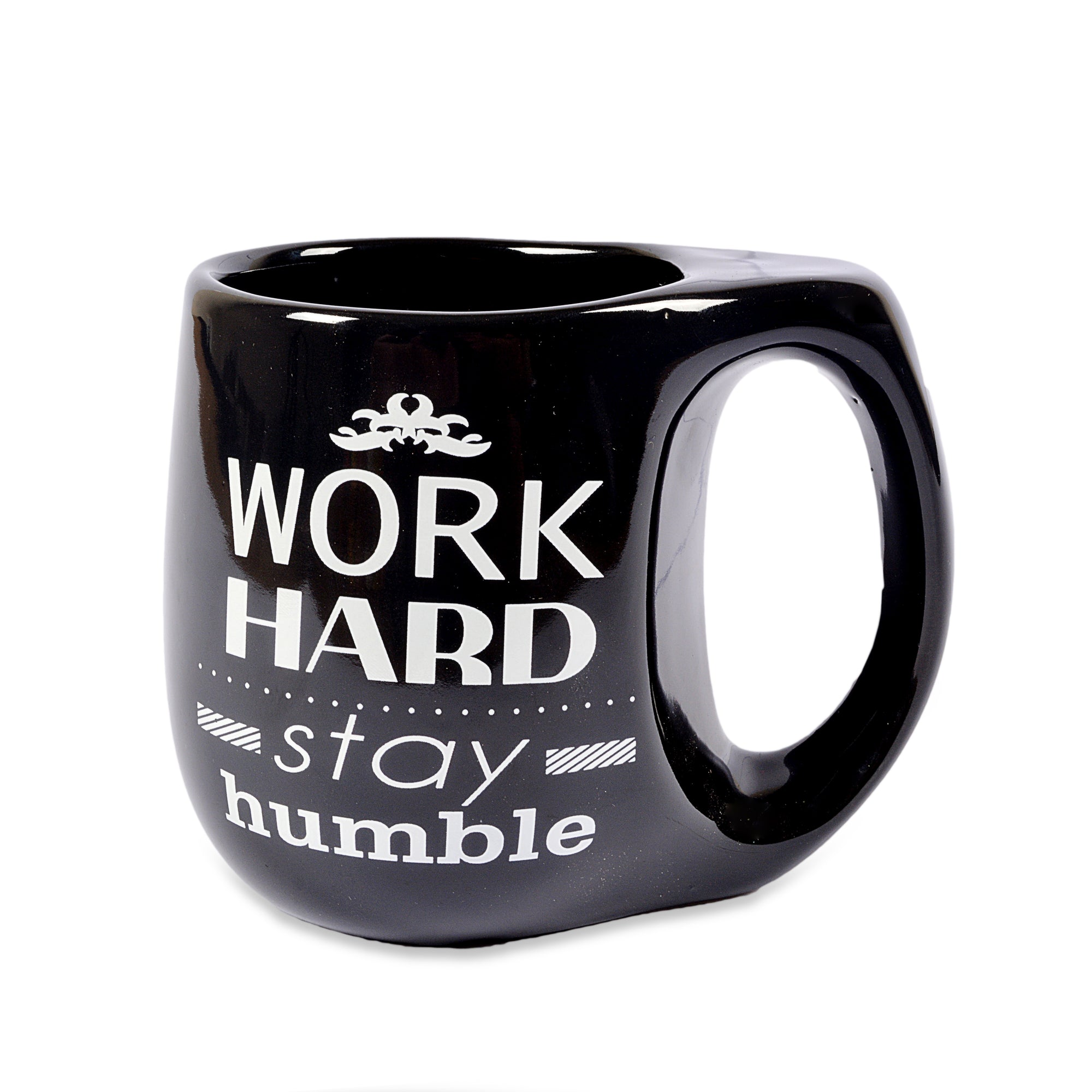 Work Hard Ceramic Mug