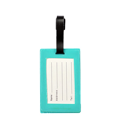 Excuse Me Design Bag Tag