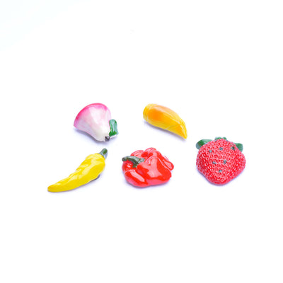 Decorative Fridge Magnets (Set of 5)