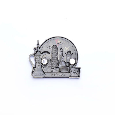 Decorative Metal Fridge Magnets