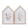 Italian Door Design Wooden Finish Photo Frame