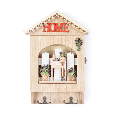 Home Design Wall Mounted Key Holder