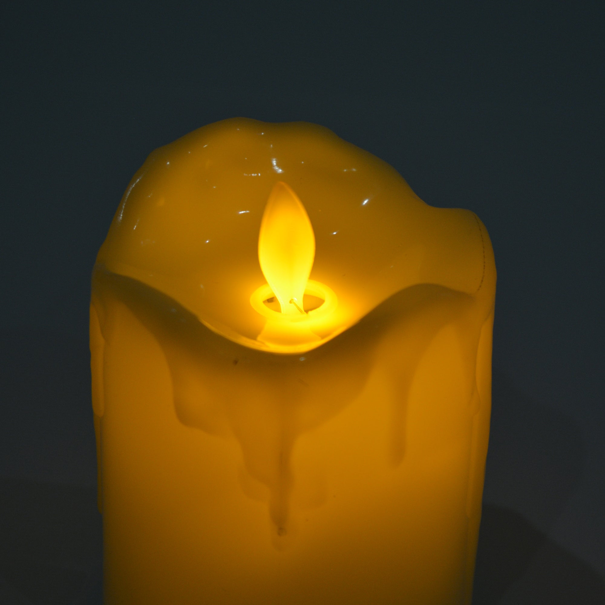 Large LED Candles