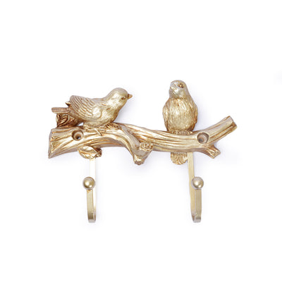 Decorative Sparrow Design Wall Key Holder