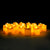 Mat White LED Candles (Set of 2)