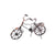 V-Rod Decorative Metal Cycle (Antique Cooper)