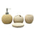 Spanish Line Texture Bath Set
