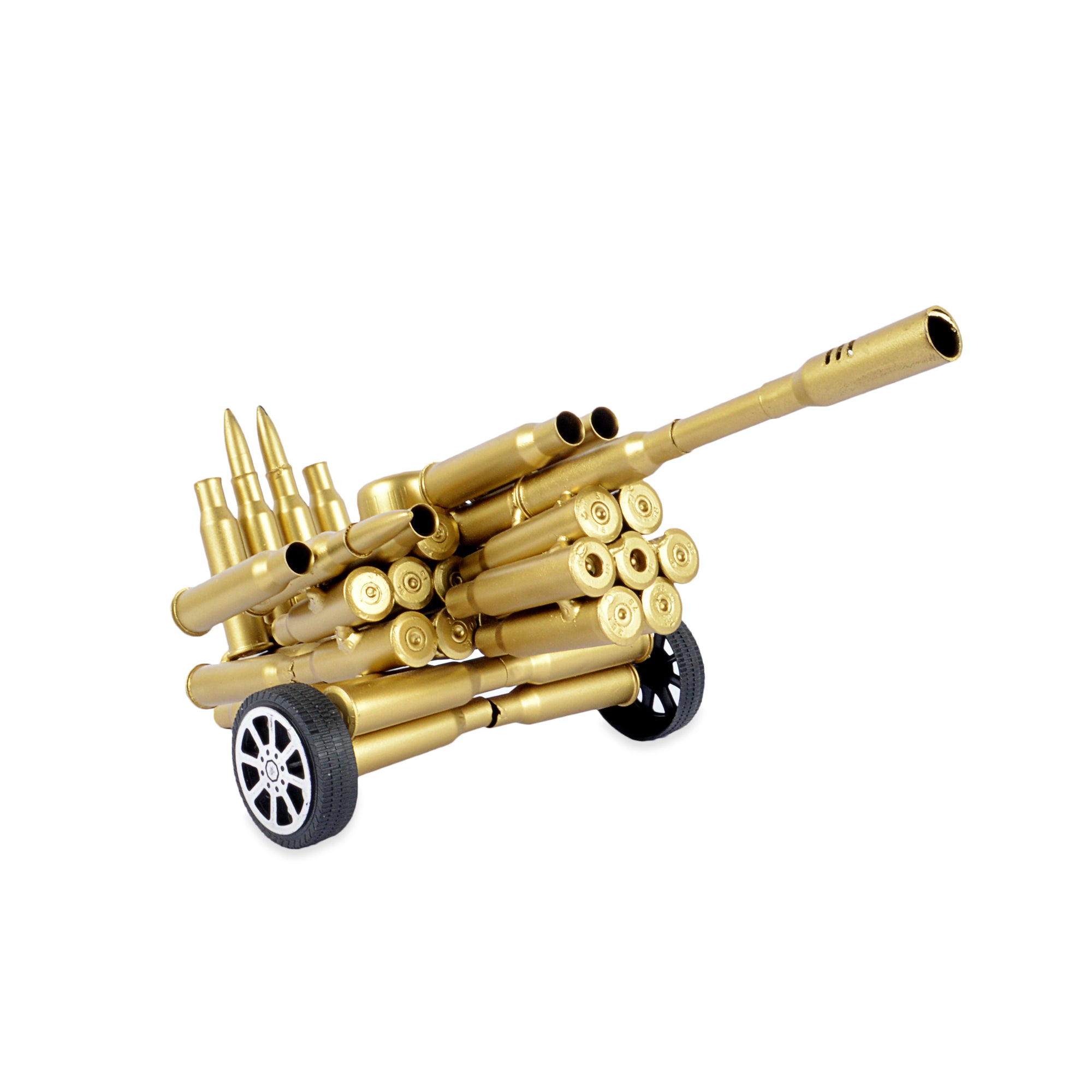Bullet Shells Fighter Tank