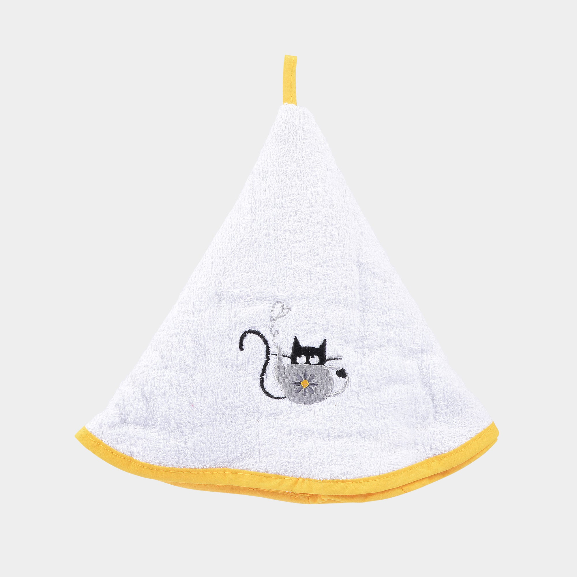 Round Hand Kitchen Towel