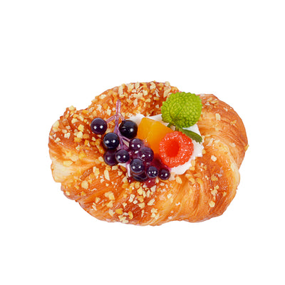Decorative Dinner Roll Fridge Magnet