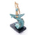 Sitted Arm Twist Yoga Sculpture