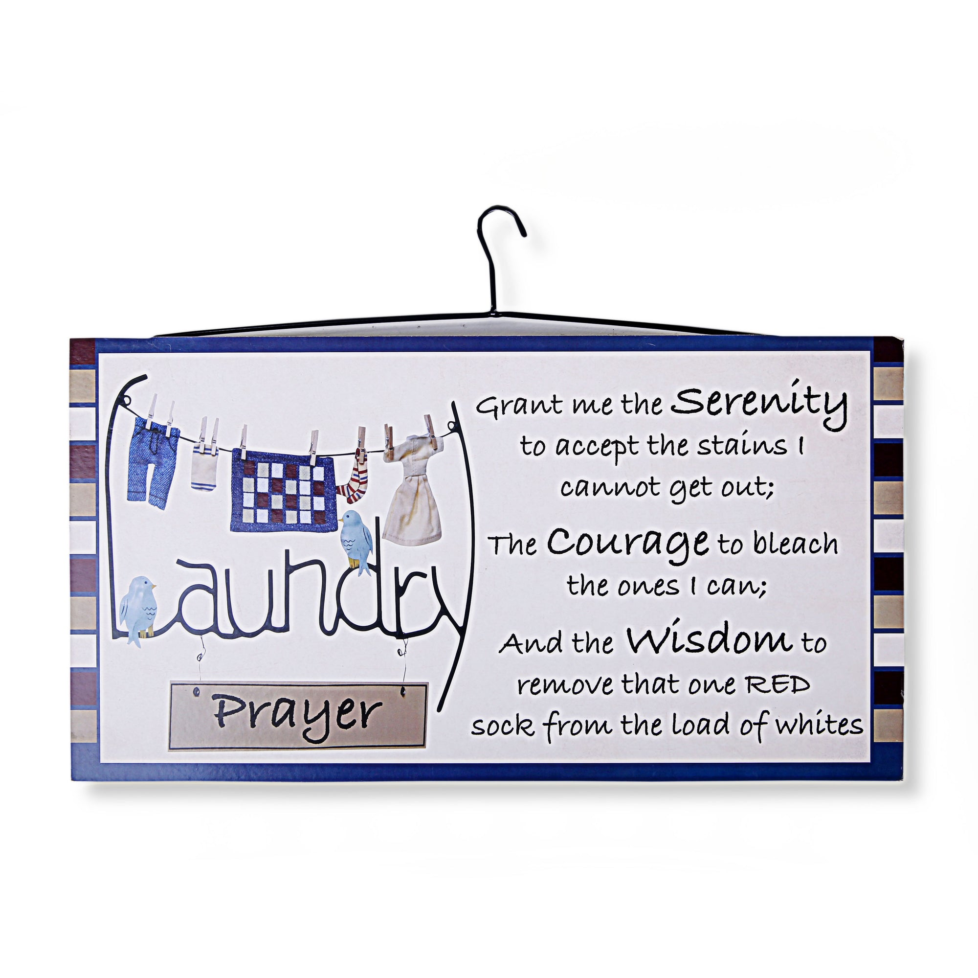 Laundery Prayer Wall Quotations