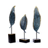 Decorative Leafs Sculptures
