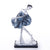 Resin Dancing Girl Statue