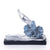 French Resin Dancing Girl Statue