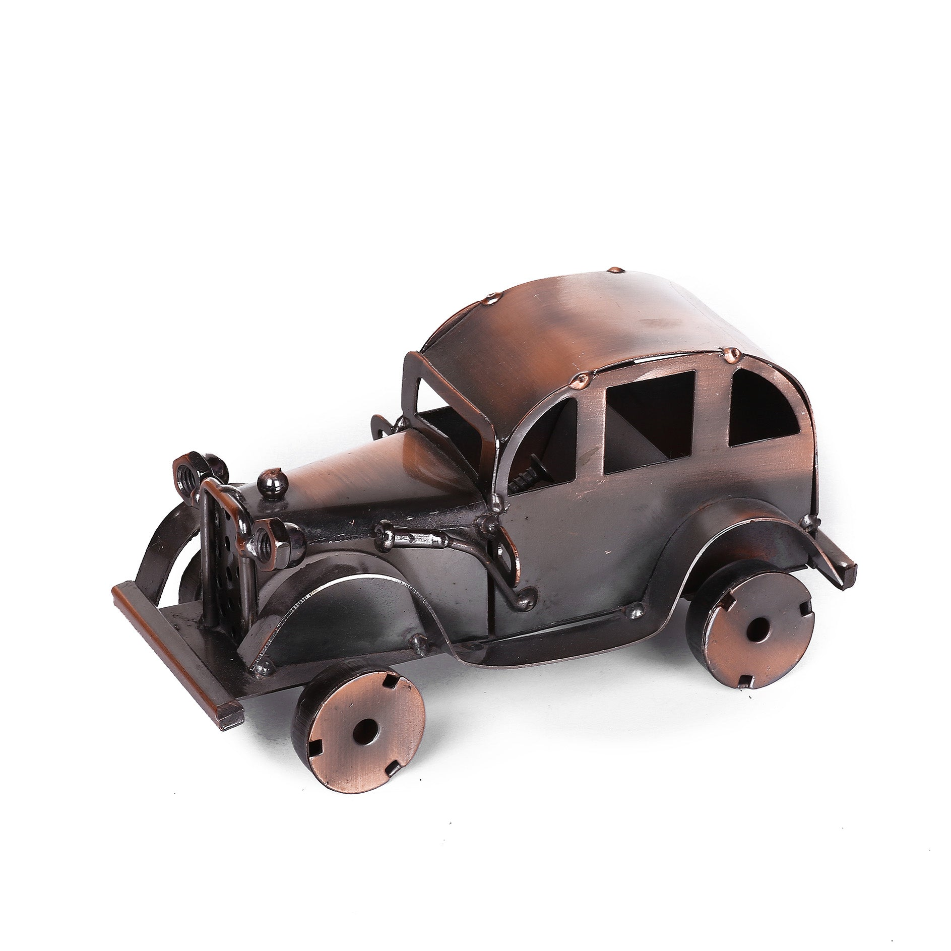 Antique Cooper Metal Design Royal Cars