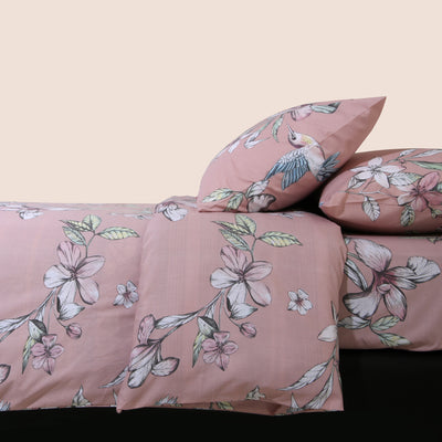Picturesque Bed-Set (6 Pc)