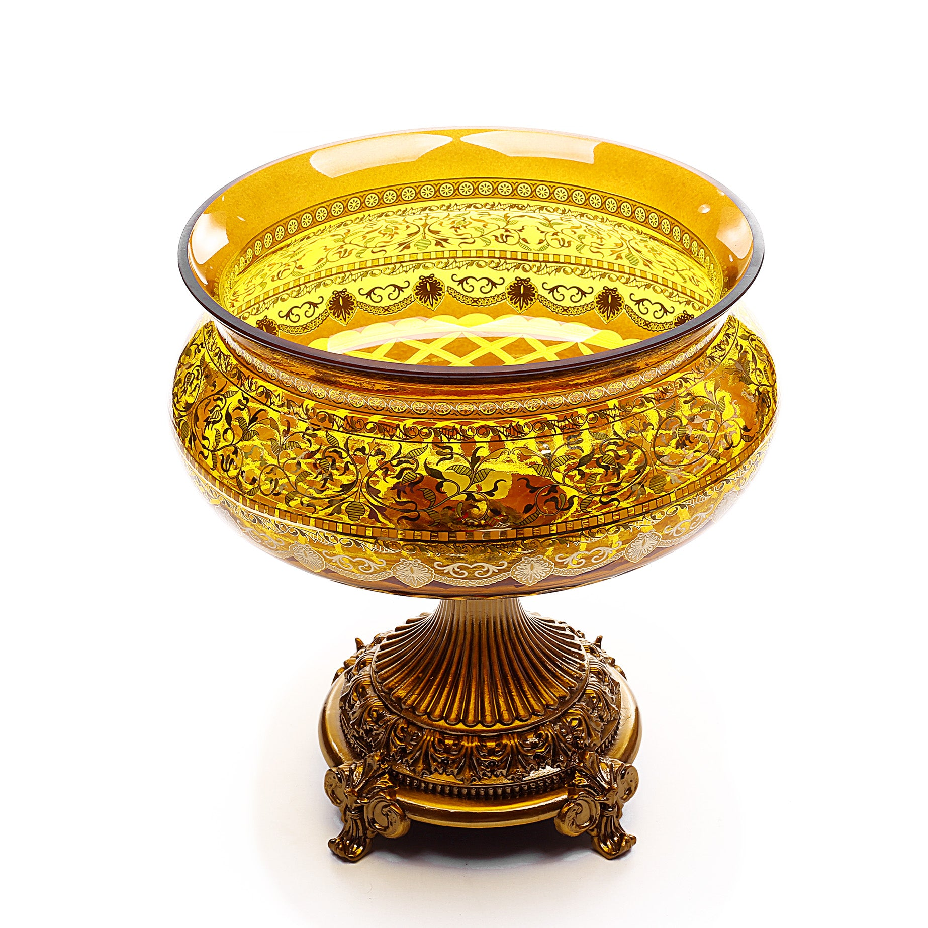 American Flared Centerpiece Bowl