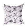 Brown Pattern Designed Cushion Cover
